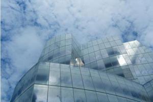"""Frank Gehry, """"IAC building"""" New York"""
