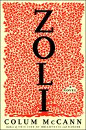 Colum McCann's Zoli